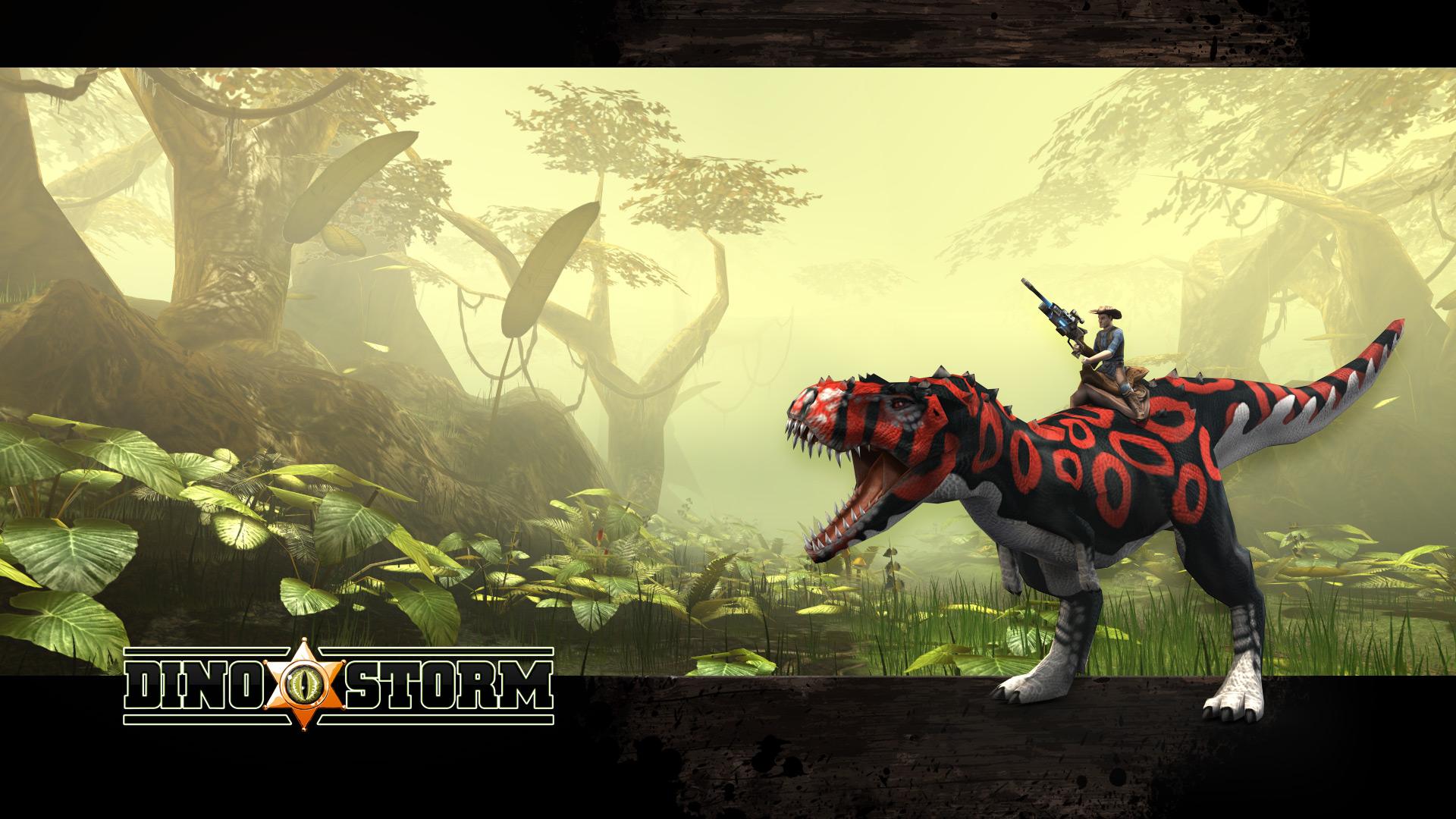 Dino Storm Media - Wallpaper, Artwork, Screenshots & More