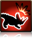 Shield Attack is a special ability of Centrosaurus in Dino Storm