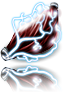 Endurance implant for dinosaurs