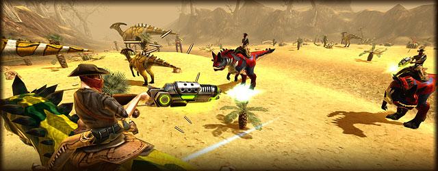 Mit den Goldfunden und dem Reichtum kamen auch die Probleme nach DinoVille. Nicht nur tapfere Goldritter und unerschrockene Ranger machten sich auf den Weg in die einst kleine Westernstadt — auch gierige Bösewichte und durchtriebene […]