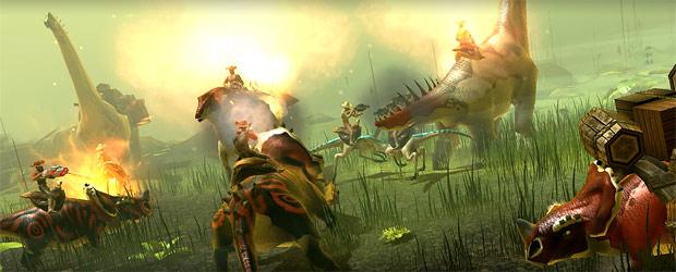 """In Dino Storm gibt es spezielle Ereignisse, die die Spielwelt beeinflussen und an denen alle Spieler teilnehmen und sich gegenseitig helfen können. Sie heißen """"Abenteuer"""", und wir finden diesen Namen ziemlich passend! Wenn ihr den […]"""