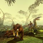 Dino Storm - Beware dangerous creatures
