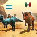 Dino Storm now also in Spanish