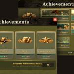 Dino Storm - Achievement Window