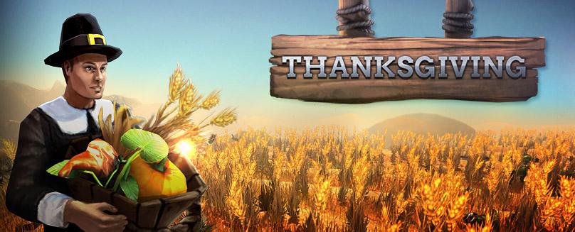Die Zeit von Thanksgiving bricht an in Dinoville!Noch während die Bewohner mit Vorbereitungen beschäftigt sind, trifft die Karawane eines Handelsreisenden ein. Was mag der weit gereiste Händler an exotischen Waren für Euch mitgebracht haben? Ein […]