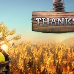 Dino Storm - Thanksgiving