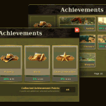 Dino Storm - Achievement Window