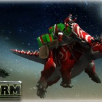 Dino Storm - Christmas in Dinoville