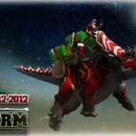Dino Storm - Christmas Event Followup