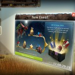 Dino Storm - Christmas Event Window
