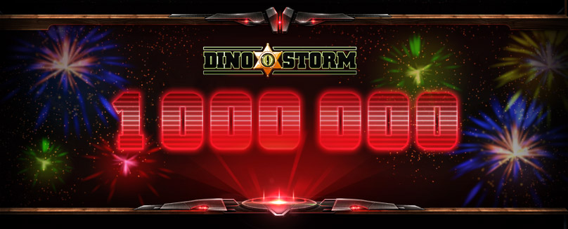 Dino Storm has crossed the 1 million mark in registrations – Thank You all for making this possible! Get Your Free Celebratory Top Hat on our Facebook Page Visit facebook.com/dinostorm and find the free top hat […]
