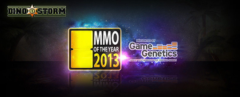 "In this year's ""MMO of the Year"" awards, Dino Storm has been crowned ""Best Action BrowserMMO"" twice – by both jury and audience. To everyone who supported us we would like to say ""Thank you […]"