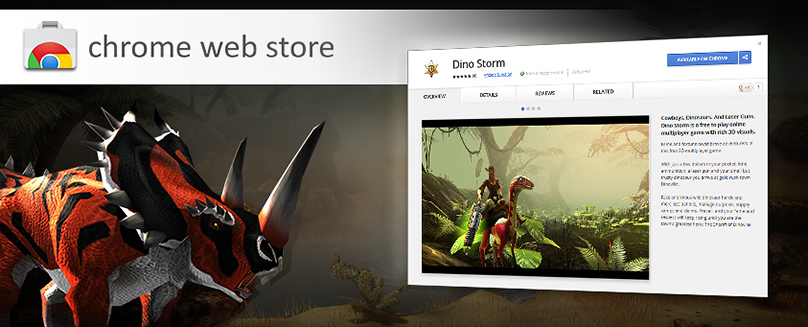 You love playing Dino Storm, and you are using the Chrome web browser?Now you can enjoy a super easy way to get into the game, because Dino Storm is available through the Chrome Web Store!You […]