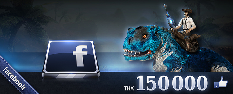 Dino Storm on Facebook has reached the amazing number of 150,000 Likes. We would like to thank you all for your ongoing support with a free bonus code full of win! Free Bonus Code on Facebook: […]