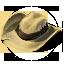 Cowboy Hat – Straw