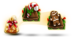 Christmas in Dinoville – Sweets