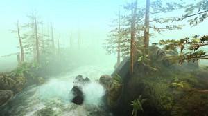 Green Volcano – Mountain River