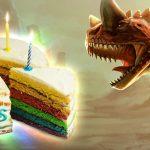 5 Years of Dino Storm