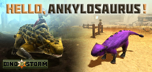 ♡♡♡ Adopt a Baby Ankylosaur ♡♡♡ONLY* from February 14 to 22!*This is a one-time event, and your only chance to get a baby ankylosaur for free!About Baby AnkylosaurusGet your own baby ankylosaur in exchange for […]