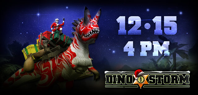 ❄ ❅ ❆ Christmas in Dinoville ❅ ❆ ❄The season of gift giving will soon come to Dinoville again, and with it a handful of festive visitors:Christmas trader Nicholas is setting up camp in the […]