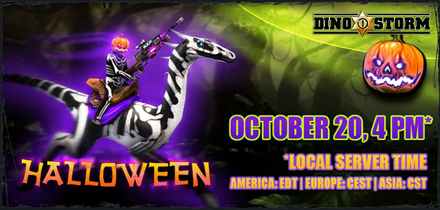 Halloween will return on October 20th at 4 PM local server time American servers: 4 PM EDT (New York), 6 PM BRST (Brasilia) European servers: 4 PM CEST (Madrid, Berlin), 3 PM BST (London) Asian […]